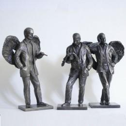 Drei-Engel-Bronze