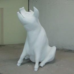 Schwein-Brunnen